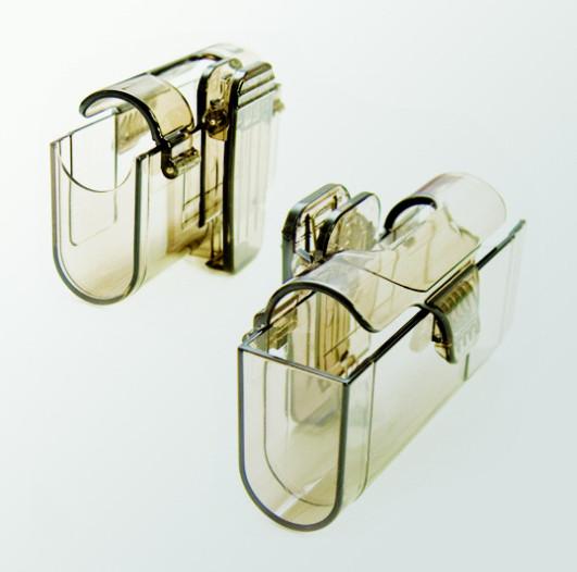 Clip-Case Transparent - für DANA Diabecare