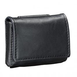 Schutzhülle Leder schwarz - für Accu-Chek Insight