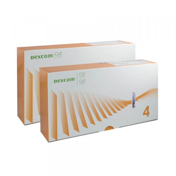 Dexcom G4/G5 PLATINUM Sensoren - CGM Sensoren / 4 Stück