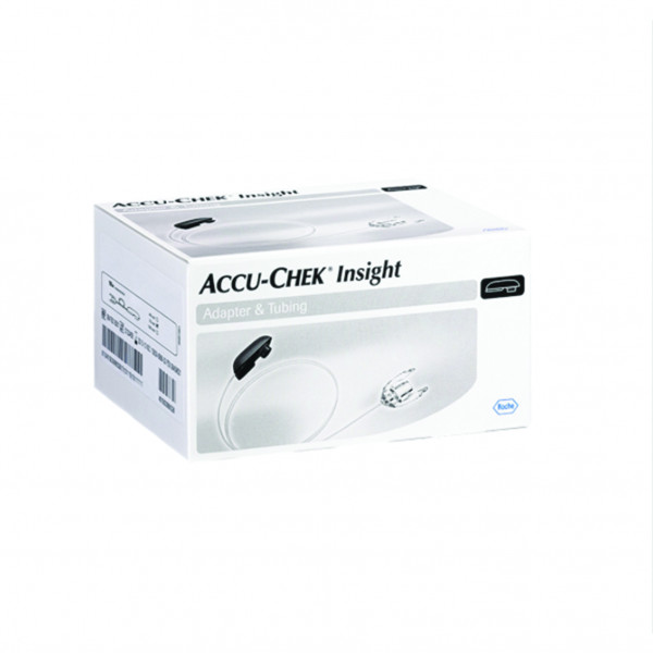 Accu-Chek Insight Adapter & Schlauch 100 cm