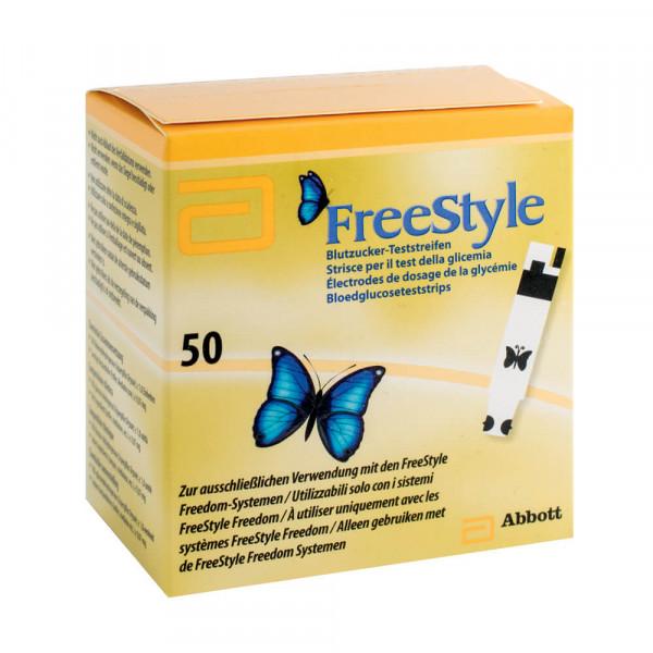 FreeStyle - Teststreifen / 50 Stück
