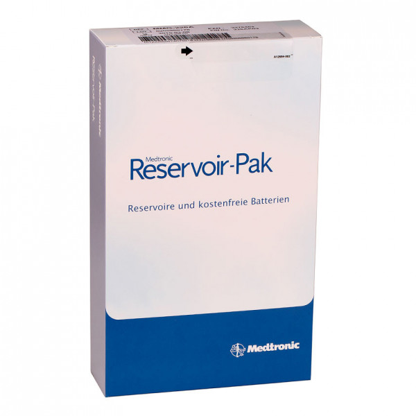 MiniMed Paradigm Reservoir Pak 3 ml - incl. 8 Batterien / MMG-232A