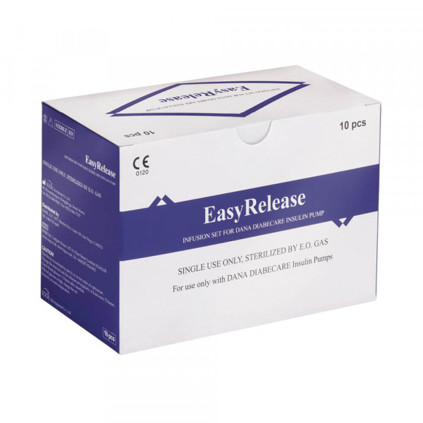 Easy-Release 9,0mm/110cm - Stahlkanüle / SU312