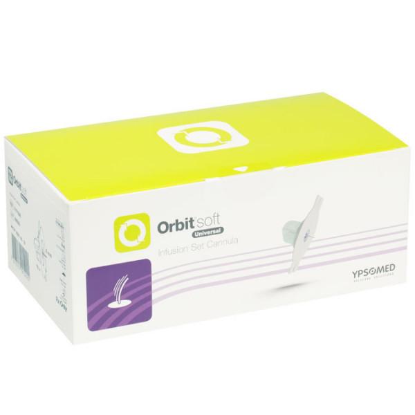 mylife Orbitsoft Universal Kanüle 6 mm - für mylife YpsoPump - Softkanüle